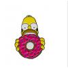 """Купить значок """"Homer Simpson"""" на одежду в Минске"""
