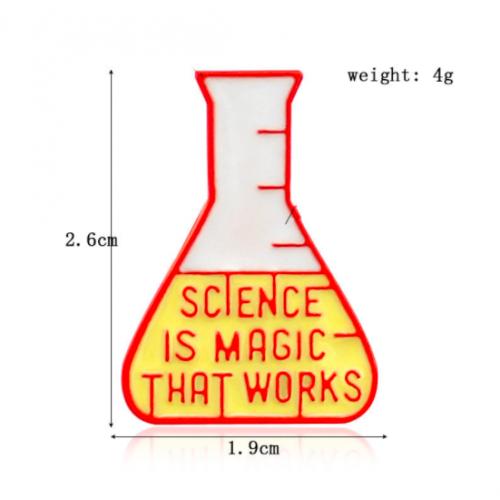 """Купить значок """"Science is magic"""" в Минске"""