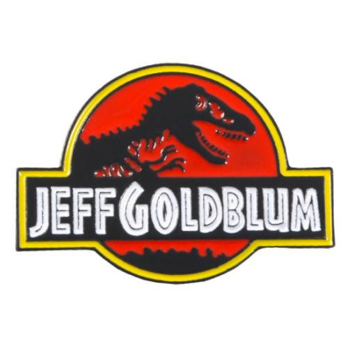 """Купить значок """"Jeff Goldblum"""" Парк юрского периода в Минске"""