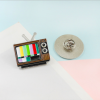 """Купить значок """"Телевизор"""" 3 см на одежду в Минске"""