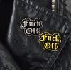 """Купить значок """"Fuck Off""""  25 х 30 мм на одежду в Минске"""