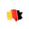 """Купить значок """"Германия"""" 20 х 25 мм на одежду в Минске"""