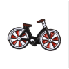 Купить значок велосипед 15 х 30 мм на одежду в Минске