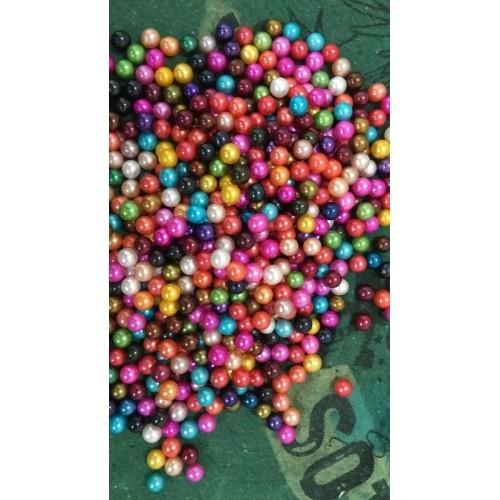 Купить бусины жемчужные d 10 мм в Минске