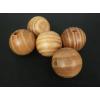 Купить бусины деревянные лакированные d 12 мм в Минске