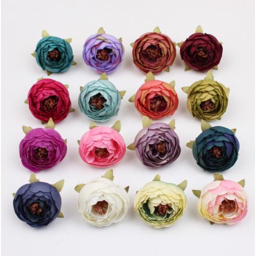 """Искусственный цветок """"Пион"""" для декорирования 45 мм"""