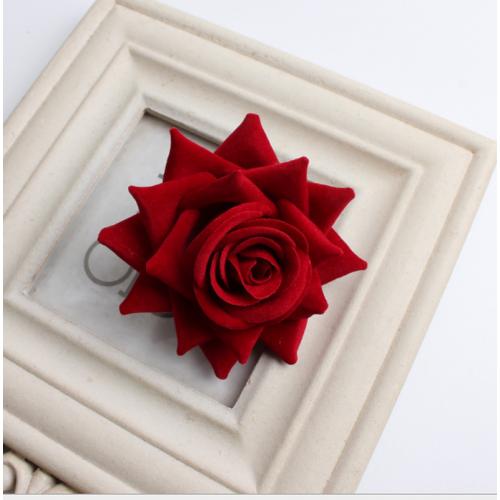"""Цветы для декорирования """"роза"""", красный"""