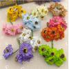 Цветы для рукоделия/декорирования, на проволоке