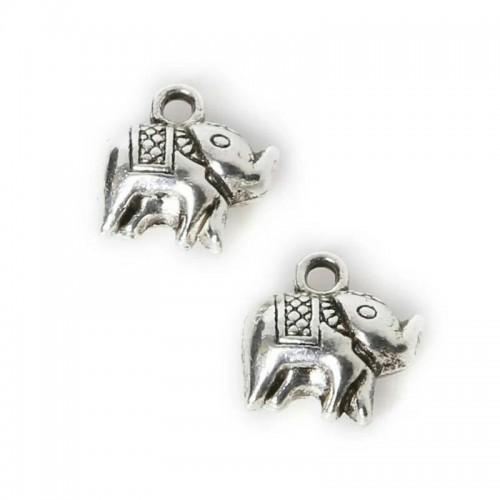 Подвески Слон металл 12 мм