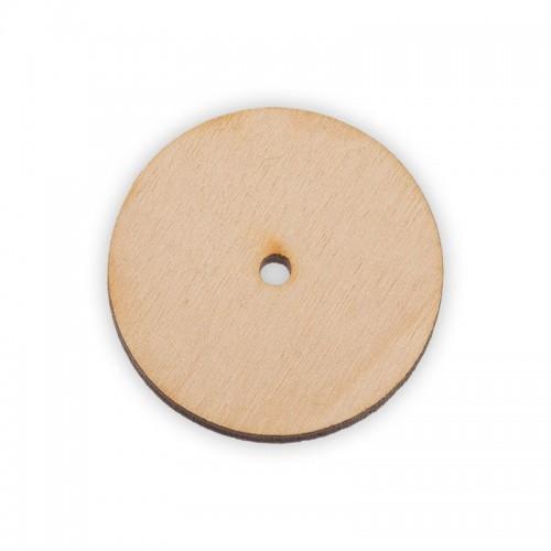Диски из фанеры для мягких игрушек 15 мм