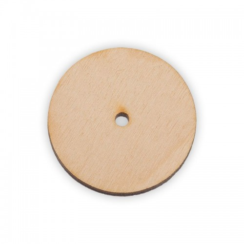 Диски из фанеры для мягких игрушек 30 мм