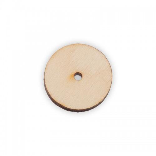 Диски из фанеры для мягких игрушек 40 мм