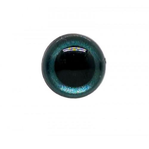 Купить  глаза для игрушек d 10 мм винтовые без заглушек в Минске