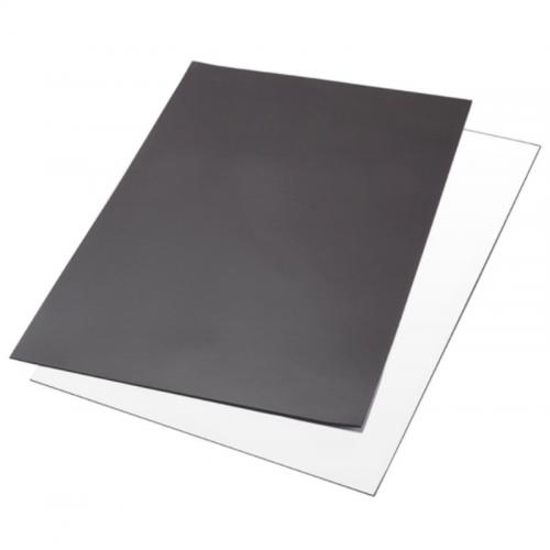 Магнитный лист 20х30 см на клеевой основе