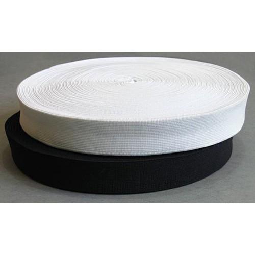 Лента эластичная (резинка) 25 мм
