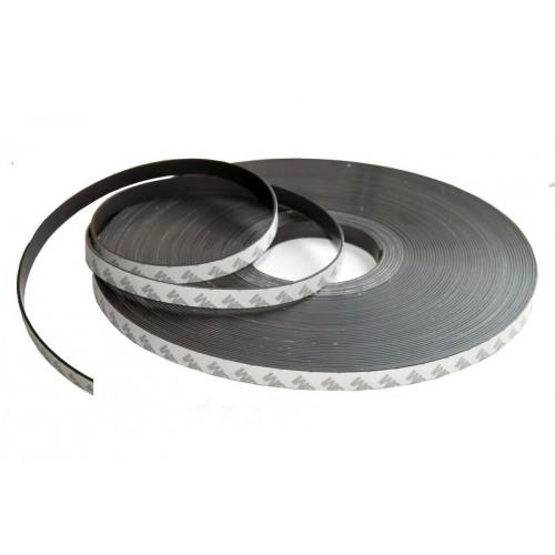Магнитная лента на клеевой основе 20 мм