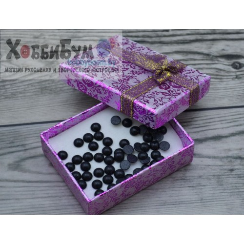 Купить полубусины керамические клеевые d 6 мм в Минске