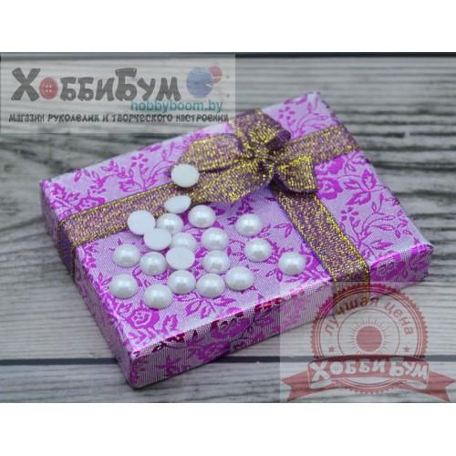 Купить полубусины керамические клеевые d 8 мм в Минске