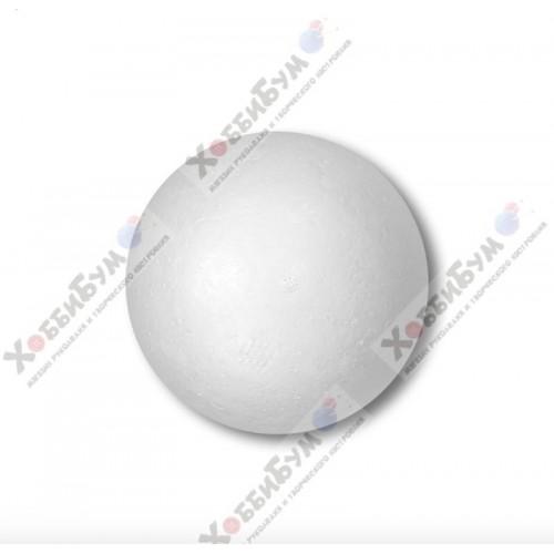Заготовки шары из пенопласта 10 см