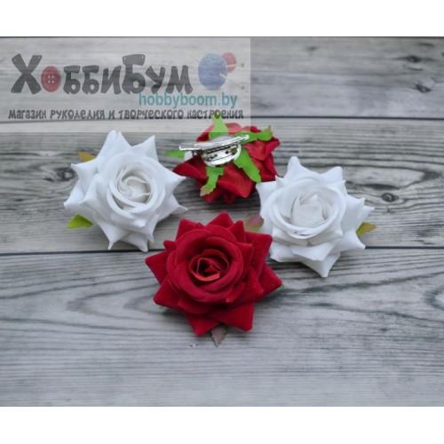 """Купить зажим для волос """"Роза"""" в Минске"""