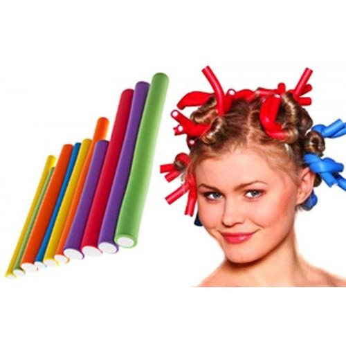 Купить бигуди бумеранг 24 см/16мм для волос в Минске