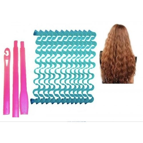 Купить бигуди для волос волнистые Magic leverage в Минске