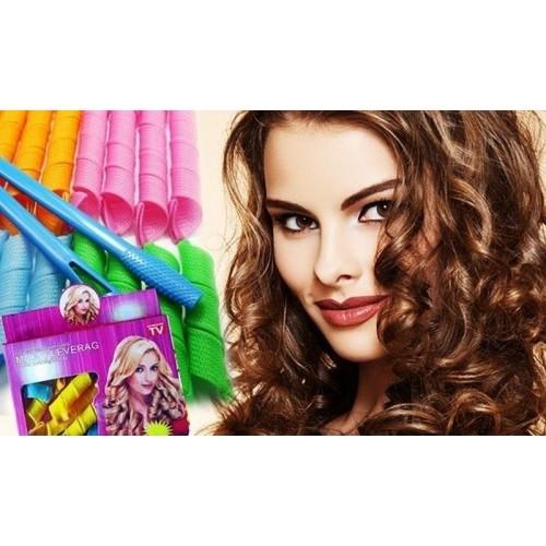 Купить бигуди Hair Wavz 55 см 18 шт, Хейер Вейвз в Минске