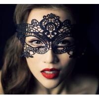 Карнавальная маска кружевная