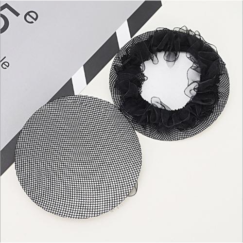 Сеточка для волос на гульку (черный)