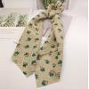 Купить плотная резинка для волос с платком, резинка платок в Минске
