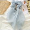 Купить резинка с платком однотонная, резинка платок в Минске