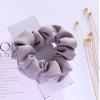 Купить тканевая резинка для волос однотонная в Минске