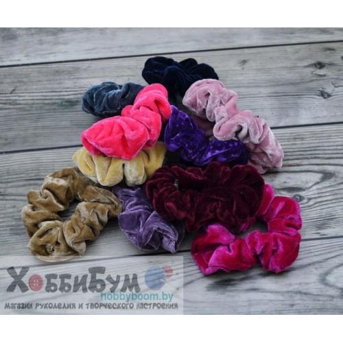 Купить велюровая резинка для волос в Минске
