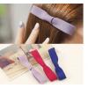 Купить заколка для волос бантик текстильный в Минске