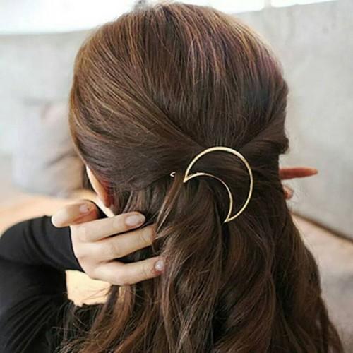 Купить зажим для волос, металл в Минске