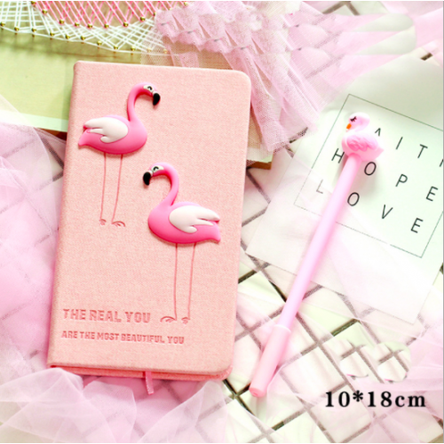 """Блокнот """"Фламинго"""""""