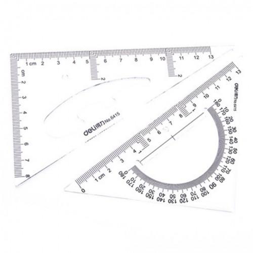 Геометрический набор (2 предмета) 13 см