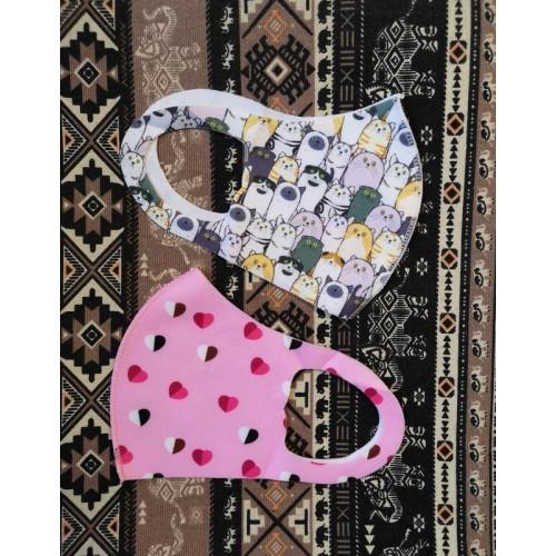 Купить детскую защитную маску для лица в Минске