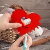 Линейка для измерения размера спиц (сердце)