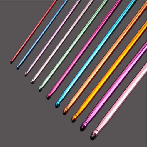 Крючок для тунисского вязания d 4.0-4.5 мм