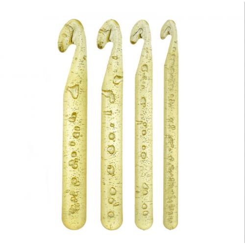 Купить крючок для вязания акриловый d 12 мм  в интернет-магазине