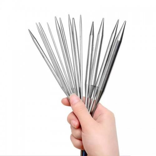 Спицы на металлическом тросе 80 см d 5.5 мм