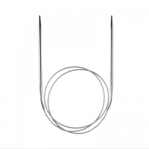 Купить спицы GAMMA круговые (на тросике) d 8.0 мм 100 см в Минске