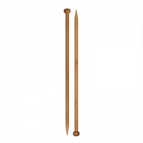 Купить спицы GAMMA прямые бамбук d 12.0 мм в Минске