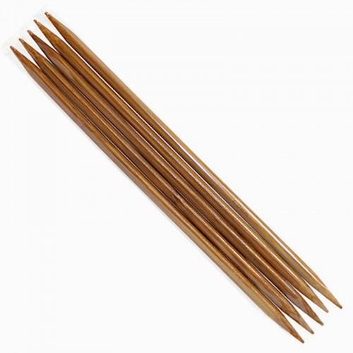 Купить спицы носочные бамбук d 4.5 мм в Минске