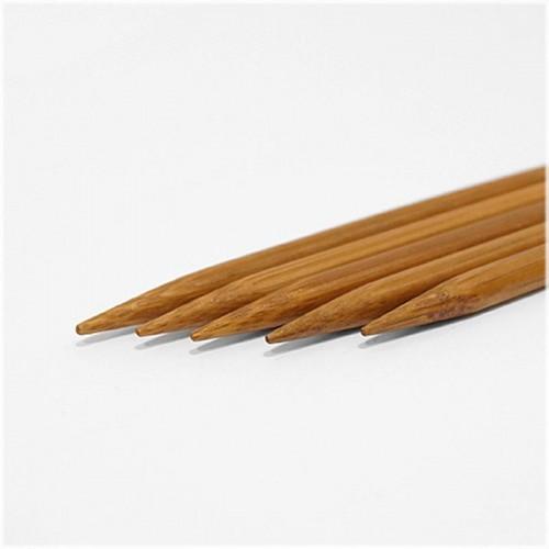 Купить спицы носочные бамбук d 6.0 мм в Минске