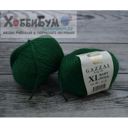 Купить пряжа Gazzal BABY WOOL XL Газзал в Минске в интернет-магазине