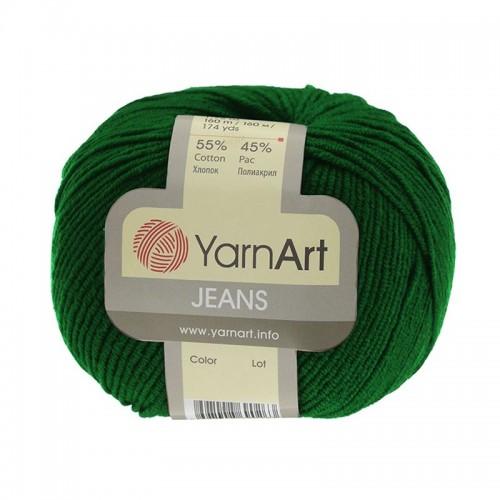 Купить пряжа YARNART Jeans (ЯрнАрт) в Минске в интернет-магазине