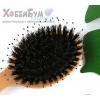Купить расческа для волос (комбинированная щетина) в Минске