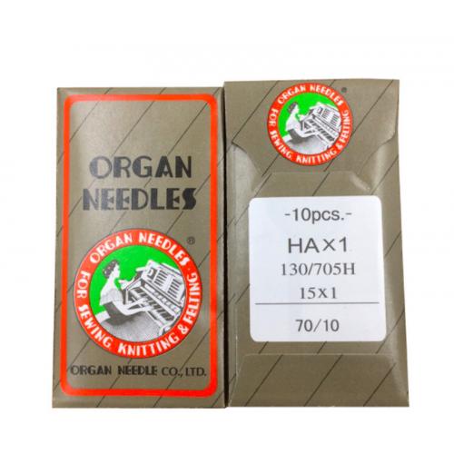 Купить Иглы ORGAN универсальные №70 в Минске